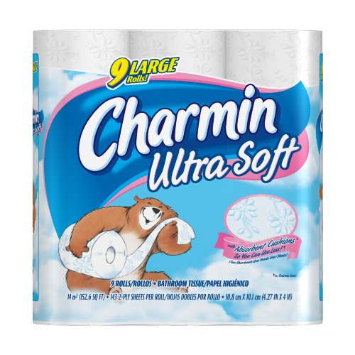 White Cloud vs. Charmin